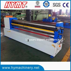 W11f-4X2000 Mechanical 3 Roller Asymmetrical Plate Rolling Machine pictures & photos
