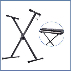 Metal Keyboard Stand X Shape Hot Selling in Market pictures & photos