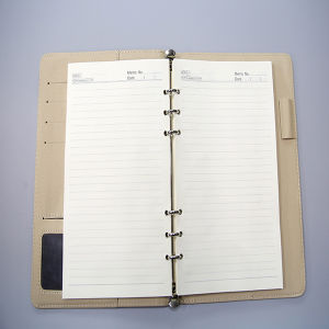 Concealed Yo Binding Notebook Printing pictures & photos
