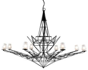 Hotel Project Decorative Chandelier Pendant Light (KAMD21156-8-1500) pictures & photos