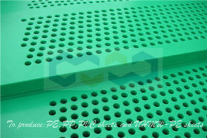 UHMW-PE Water Absorbent Sheet of Uniform Dehydration