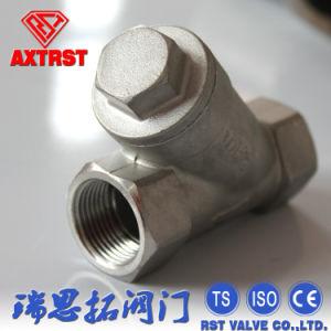 CF8/CF8m 800psi Thread Y Type Strainer pictures & photos