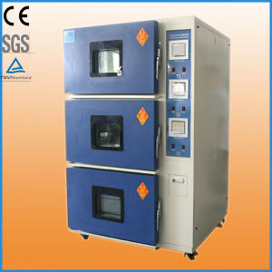 Classic Triple Type Temperature Humidity Environmental Test Chamber pictures & photos