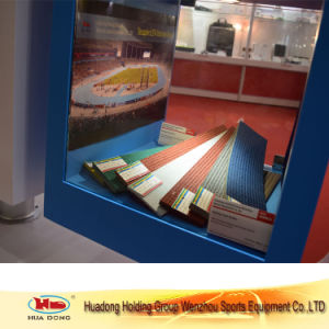 Iaaf Approved Prefabricated Rubber Runway Track Flooring for Sports pictures & photos