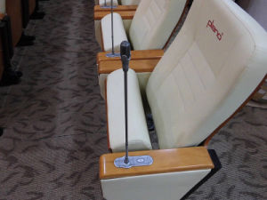 Built-in Microphone Conference Unit for Auditorium Chair pictures & photos