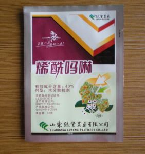 Gravure Printing & Heat Seal Laminated Pouch Bag for Pesticide and Chemistry Use pictures & photos