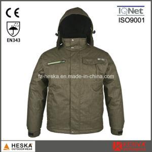 OEM Winter Mens Wear Waterproof Parka Jacket pictures & photos