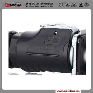 IP67 Round connector / 5 Pin Waterproof Connector for Street Lamp Lighting pictures & photos