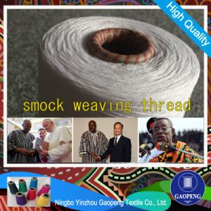 Smock Weaving Thread for Clothing/Garment/Shoes/Bag/Case pictures & photos
