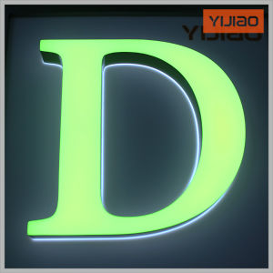 Custom Laser Cutting Display Light Box Letters pictures & photos