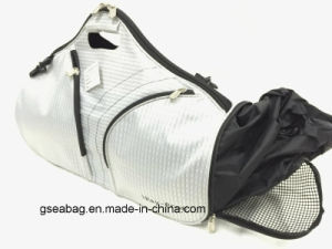 2017 Weekend Gym Basketball Duffel Luggage Sport Travel Saddle Bag (GB#10002-2) pictures & photos