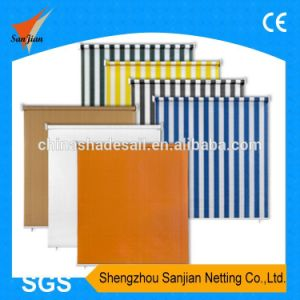 1X1.4m New HDPE Roller Blinds for Office and Bathroom / Window Shade / Sun Shade Net (Manufacturer)