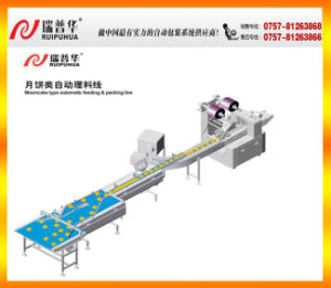 Moon Cake Product Automatic Packing Line pictures & photos