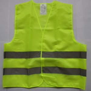 High Visilibity Safety Jackets with En471 (Sj003)