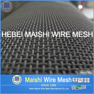 Stainless Steel Crimped Wire Mesh 1.2mm Diameter With 6mm Opening pictures & photos