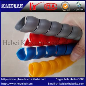 Colorful Plastic Hose Protection/Hose Guard/Hose Protector pictures & photos