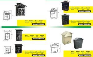 Die Casting Aluminum Mailbox Letterbox pictures & photos