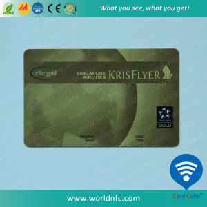 Cr80 High Frequency Mf S50 1k RFID NFC PVC Card pictures & photos