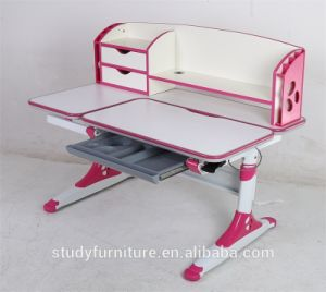 Commercial Modern Appearance Student MDF Children Furniture Furniture Set pictures & photos