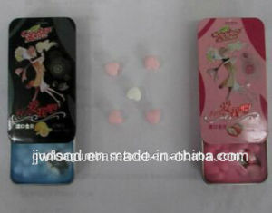 12g Sguar Free Fruit Mint Tin Case Compressed Candy for Lover pictures & photos