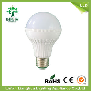 SMD Plastic +Milky Cover 3W 5W 7W 9W 12W E27 B22 Plastic Light Bulb with CE/RoHS pictures & photos