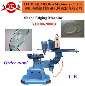 Has Stype Looks China Manufacture-Glass Shape Edging Machine pictures & photos