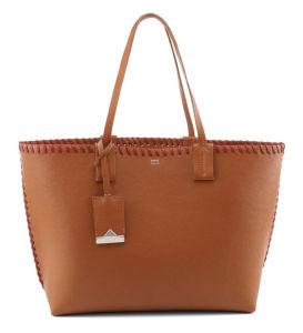 2015 Trendy Stylish PU Leather Ladies Bag (LDO-15098) pictures & photos