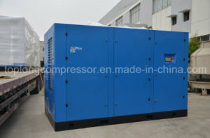 Two Stage China Brand 4MPa Oil Free Screw Air Compressor pictures & photos