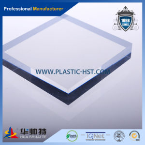 Hot Sell Transparent Advertising Acrylic Sheet (PA02) pictures & photos