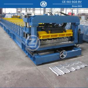 Aluminium Step Tile Roll Forming Machine pictures & photos