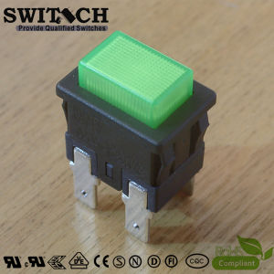 SGS LED Push Button Switch with 4 Pins