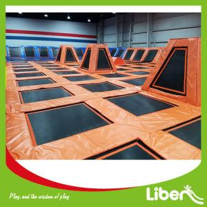 Large Size Indoor Bungee Trampoline Builders Indoor Trampoline Arena pictures & photos