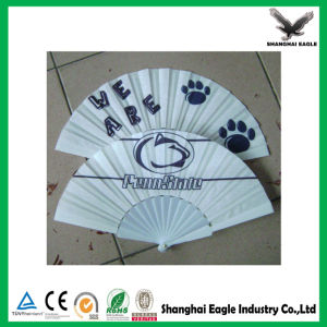 Custom Personalized Spainish Cloth Folding Fans pictures & photos