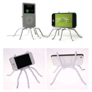 Creativity Portable Spider Flexible Grip Holder Phone Accessories pictures & photos