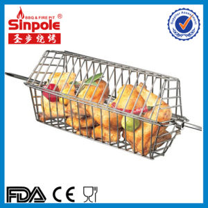 Fashion BBQ Tools Chicken Basket with Ce/FDA Approved pictures & photos