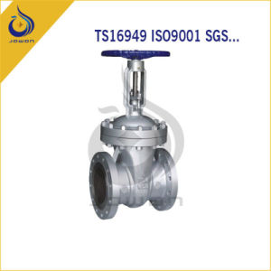 Iron Casting Standard Water Pump Valve pictures & photos