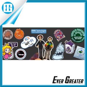 Waterproof Vinyl Sticker Printing OEM pictures & photos