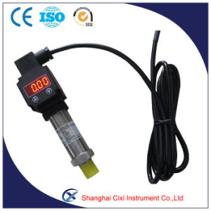 Intelligent Type Industrial Pressure Sensor pictures & photos