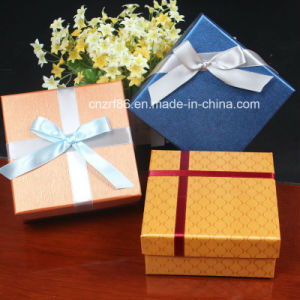 Cardboard Jewelry Boxes Gift Packaging Box pictures & photos