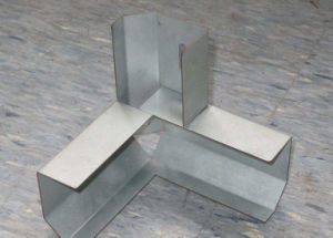 Metal Bending CNC Machinery Part, Galvanized Sheet Metal Fabrication pictures & photos