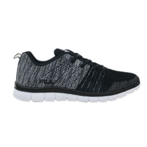 Low Price Women/Men′s Rubber Casual Sports Shoes Injection Sneakers Sale pictures & photos