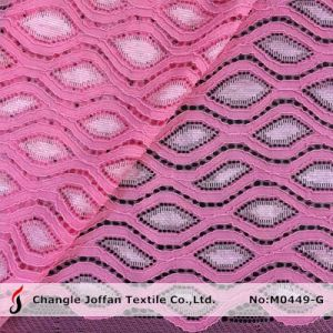 Fashion Heavy Italian Lace Fabric (M0449-G) pictures & photos