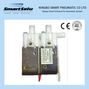 Smart High Quality Mini Solenoid Valve Wvr230c-12A pictures & photos