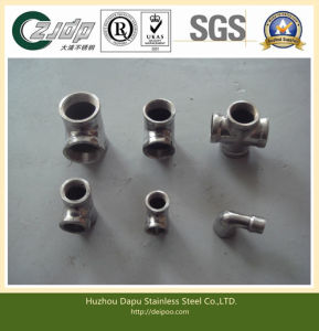 T304/316 Stainless Steel Fitting pictures & photos