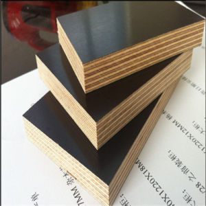 9-18mm Building Material First Grade Wood Marine Film Faced Plywood pictures & photos