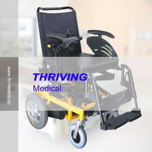 Height Adjustable Electric Wheelchair pictures & photos