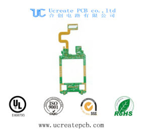 Double Side Rigid Flexible PCB Circuit pictures & photos