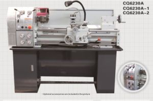 Cq6230A-1 Conventional Precision Lathe, Tables Lathe Machine pictures & photos