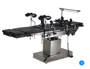 Electric Operating Table Wt-D01 Surgical Equipment for Hospital pictures & photos