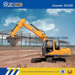 XCMG Xe150d 15ton Crawler Excavator pictures & photos